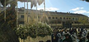 RECIBIMIENTO A LA VIRGEN MACARENA, ALBACETE