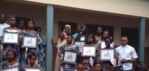 Fin d'année au Centre Féminin de Formation Sainte Maria Rosa Molas