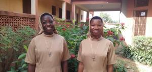 Primera Profesión a Ouagadougou