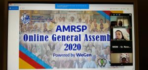 PARTICIPATION IN THE AMRSP Online GENERAL ASSEMBLY