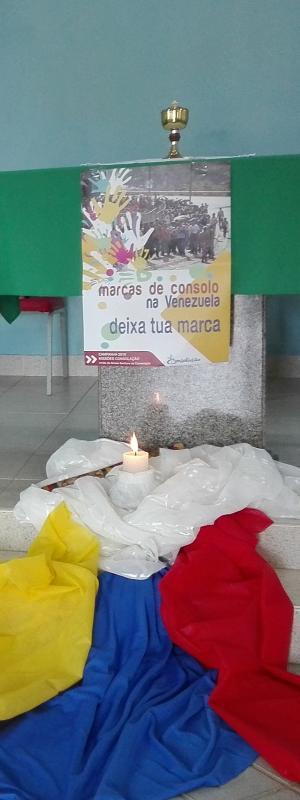 Oração ´por Venezuela