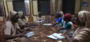 Visite Pastorale de la Mère Vice Provincial