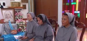 Profesión religiosa desde el noviciado Latinoamericano