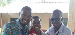 Fiesta de Navidad con los niños del Proyecto Nheleti (Mozambique)