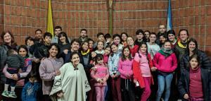 Fiesta de Ntra. Sra. de la Consolación en Buenos Aires