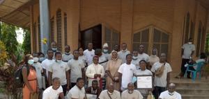 Nous rendons grâce à Dieu pour ces dix ans de grâces, dix ans de Consolation. CMS-Atakpamé-Togo