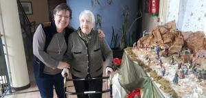 Navidad CON los ancianos de nuestros Centros