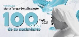 CENTENARIO MARIA TERESA GONZALEZ JUSTO
