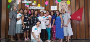 MEETING OF THE FAMILY CONSOLATION IN MANILA. (PHILIPPINES)
