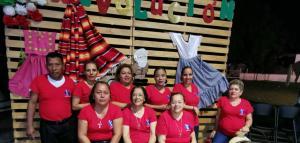 Fiesta del Carisma en Huixtla