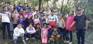 Paseo al camping SamayCochuna