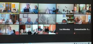 Nuevo Equipo de Gobierno para nuevo trienio en los Andes