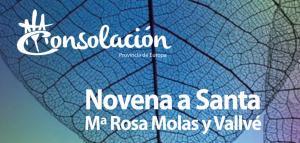 NOVENA SANTA  MARIA ROSA MOLAS 2019