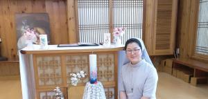 Silver Jubilee of Sister Kim Hyangra Cristina