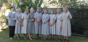 First Juniors meeting in Manila