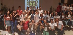 Prayer Youth Assembly in Philippines