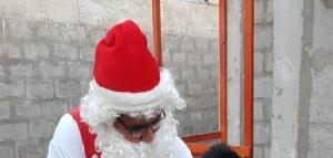 Gestos de consolación celebrando la Navidad en el norte chileno