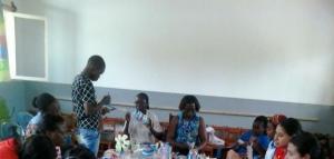 Partilha da formação dos educadores de infância em Inhambane