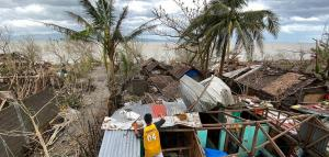 SUPER TYPHOON GONI IN THE PHILIPPINES