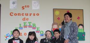 Plasmando la obra de Santa Ma. Rosa Molas en Chile
