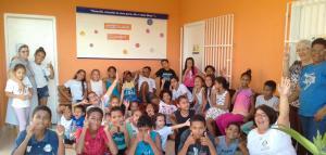 Centro Social Santa Monica - Guarapari - ES