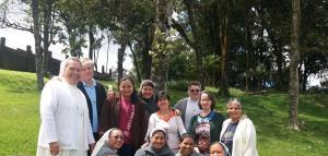 ENCUENTRO SUPERIORAS Y ECONOMAS VENEZUELA ECUADOR