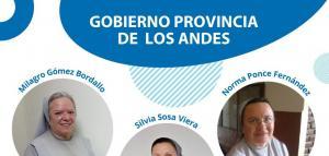 Nuevo Equipo de Gobierno en Los Andes