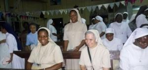 Journée de la Vie Consacrée à Atakpamé-TOGO