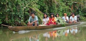 Voces de la Amazonía:  tierra, pueblos y religiones