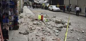 Terremoto em Oaxaca - Mexico
