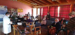Presentación del Plan de Pastoral y celebración Día del Carisma en Morella