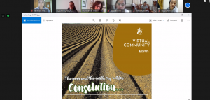 MEETING OF EARTH VIRTUAL COMMUNITY