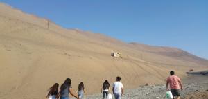 Navidad Consolación en el Norte grande de Chile