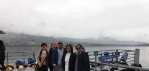 Visita Pastoral en Quito