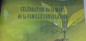 Célébration du 14 mars dans la Vice province.