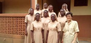 RENCONTRE DES JEUNES PROFESSES –AFRIQUE DE L'OUEST/Encuentro de Junioras de África del Oeste