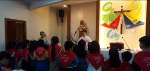CELEBRATION OF (CONSOLACION PARA EL MUNDO) MCM DAY IN MANILA