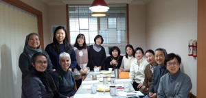 ONE STEP OF THE SOCIAL DIMENSION OF CONSOLATION CHARISM IN KOREA……