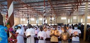 Célébration de la Vie religieuse à Dédougou