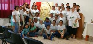 Encuentro de laicos a nivel nacional en HUIXTLA- Chiapas- MEXICO-