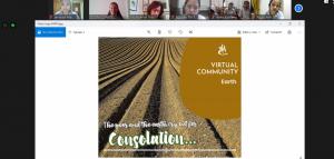 MEETING OF EARTH VIRTUAL COMMUNITY
