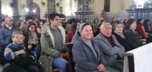 Bodas de diamante en la Familia de la Consolación en los Andes