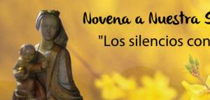Invitación a participar en la novena a Nuestra Señora de la Consolación