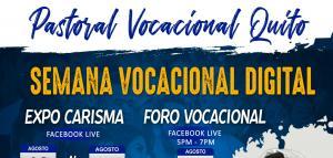Actividades virtuales vocacionales en Quito