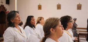 Celebración del día de la enfermera en Iquique