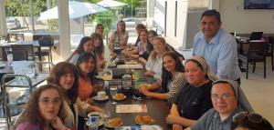 Jornadas de encuentro y evaluación en los Andes
