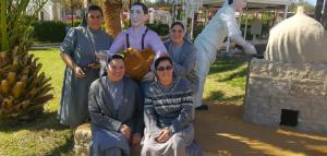 La comunidad de Alto Hospicio agradece Visita Pastoral de M. Provincial