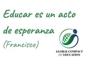 Instrumentum Laboris del Pacto Educativo Global