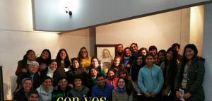 Pequeños pasos próximos posibles en camino a la santidad: Con Ma. Rosa renovamos la historia