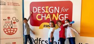 Mª ROSA MOLAS EN LA GALA DESIGN FOR CHANGE 2018